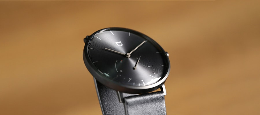 Mijia Quartz Watch на реальном фото
