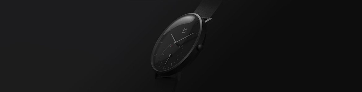 Обзор Mijia Quartz Watch, часов от Xiaomi