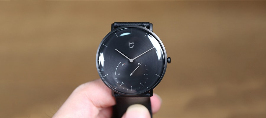 Mijia Quartz Watch спереди