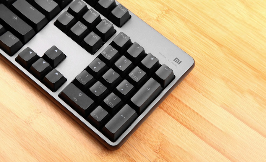 Xiaomi Game Keyboard материал и логотип