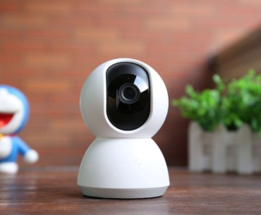 Обзор Mi Home Security Camera 360