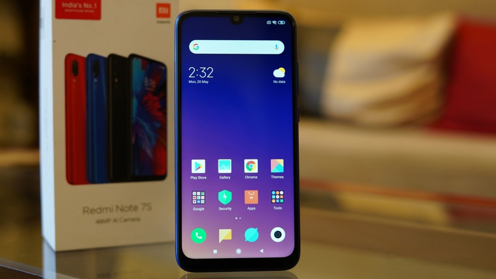 Обзор Redmi Note 7S